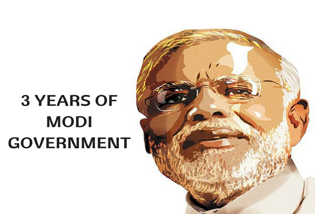 3 Years Of The Modi Government: Impressive Words Or Effective Actions