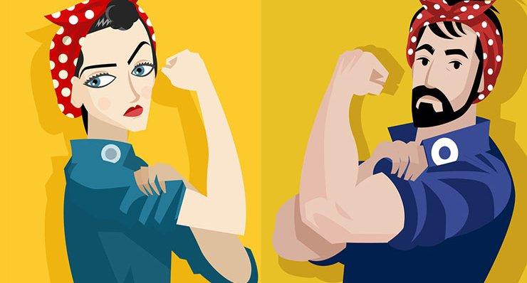 #CouchFeminism – Overdoses Women Empowerment